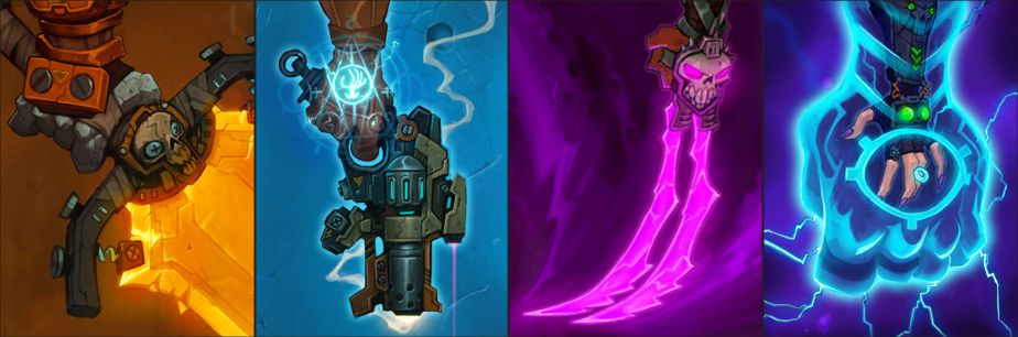 Wildstar classes