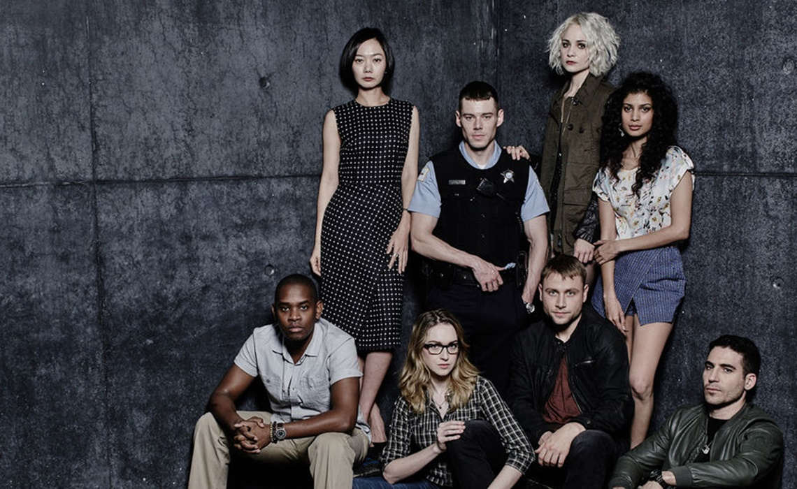 Casting Sense8